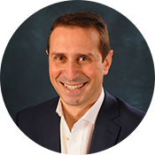 head shot of Francesco Maria Lavino, Nabriva's Chief Commercial Officer